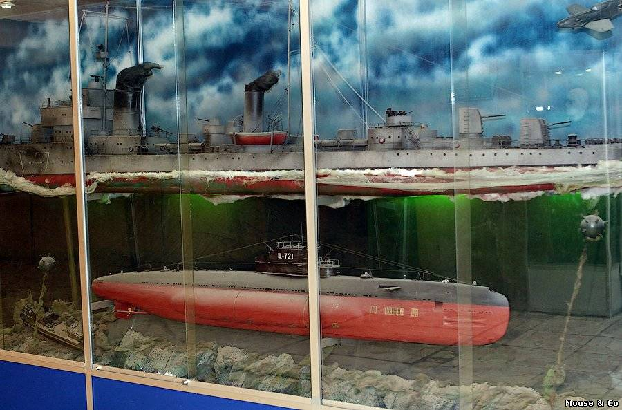 капитан подводной лодки щука фильм